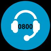 0800 + Pabx Virtual + URA ( grátis )