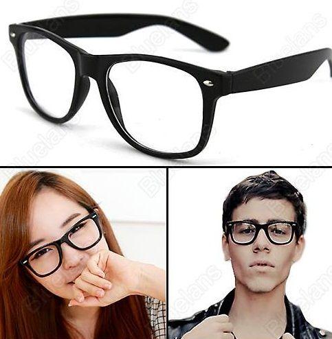Óculos para lentes de grau quadrado, estilo Ray Ban PRETO a2a0712fb3