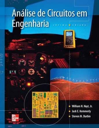 Solução Análise De Circuitos De Engenharia - 7ª Edição - Hayt
