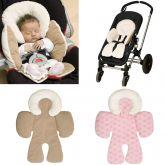 Almofada de Carrinho e Bebê Conforto Delicado Cod 1059