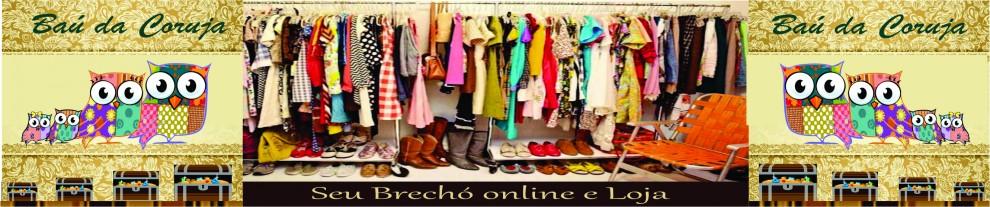 5371ecc476e VESTUÁRIO MASCULINO - BAÚ DA CORUJA - Seu Brechó Online e Loja