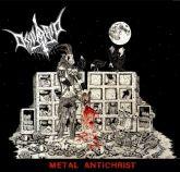 Ossuario - Metal Antichrist