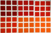 Gradient Red & Orange 6 Tons 56~57mm
