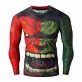 Camisa Avengers Hulk Cod 001