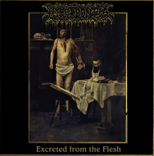 HYPERDONTIA – ABHORRENCE VEIL / EXCRETED FROM THE FLESH – CD