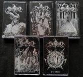 Myrkgand - Ancestral Relics (5-Tape Boxset)