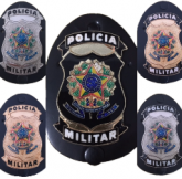 DISTINTIVO POLICIA MILITAR NACIONAL
