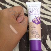RIMMEL LONDON Stay Matte Liquid Mousse [Ivory]