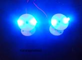 Spot pequeno iluminação automotiva 12 volts 2 und