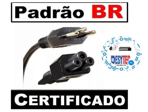 Cabo Força Fonte Notebook/TV