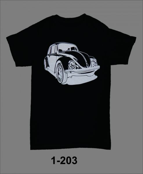 1 - Camiseta Adulto Fusca frente