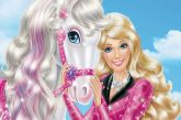 Painel Horizontal Festas Barbie - Ref:06