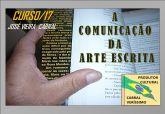 17.  A COMUNICAÇÃO DA ARTE ESCRITA
