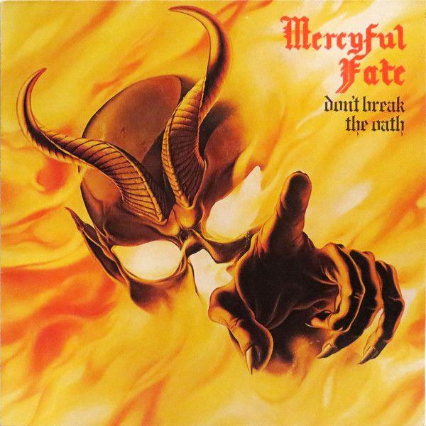 Mercyful Fate - Don't Break The Oath - digi sleeve