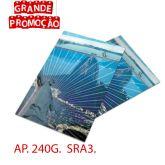 Impressão Colorida - A3 - AP 240g.