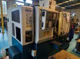 Torno CNC ROMI G 240 ano 2008 Usado