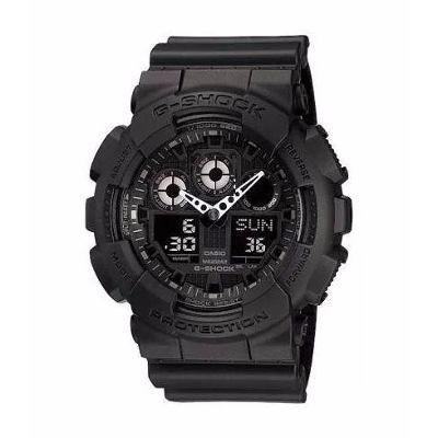 565314a7b67 Relógio Casio GShock Ga-100 Preto