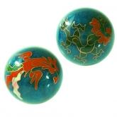 Par Bolas Chinesas com Som - Dragão Fenix