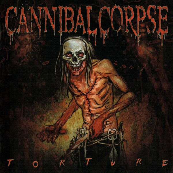 Cannibal Corpse – Torture - CD