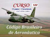 X-122. Código Brasileiro de Aeronáutica
