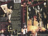 VHS - KISS - Unauthorized