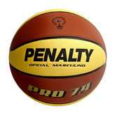 Super Bola De Basquete Penalty Oficial Fiba Jogo Cbb Pro 7.4