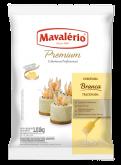 Cobertura em Gotas Premium para derreter sabor Chocolate Branco Mavalério 1kg 1un
