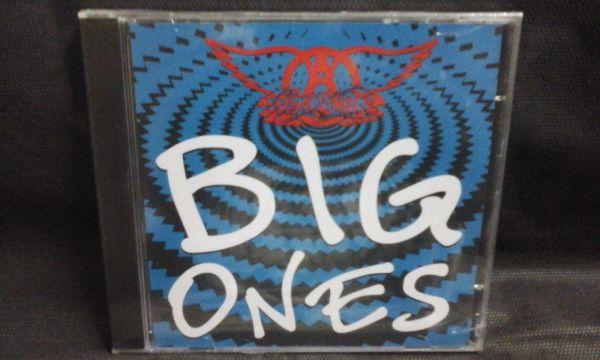 CD - Aerosmith - Big Ones