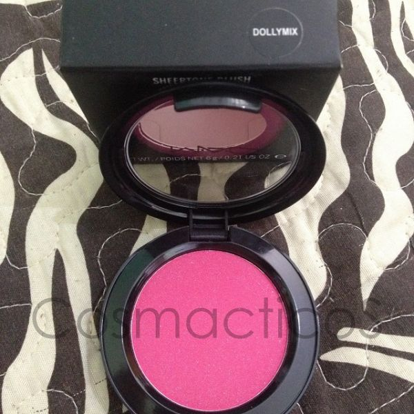 MAC Blush Dollymix [AA9]