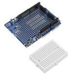 COD 1543 - Arduino Proto Shield Protoboard Mini ChipSCE