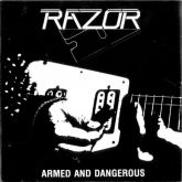CD Razor ‎- Armed And Dangerous