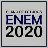 (Plano de Estudos) ENEM 2020