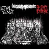 Lethal Sense / Scatologic Madness Possession / Endoscopyc Hemorrhage - (split cd)
