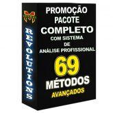 PROMOÇÃO pacote completo Todos os 69 métodos do site por 599,90