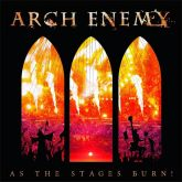 CD Arch Enemy – As The Stages Burn! (CD +DVD)