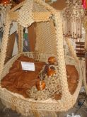 Cadeira de Sisal Grande