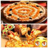 PIZZA FRANGO c CHEDDAR