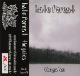 Hate Forest - The Gates (CASSETE)