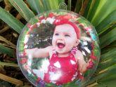 Bolas de Natal Personalizadas - 25 unidades