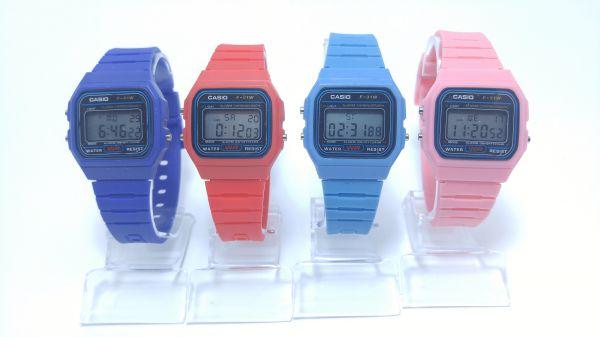 3856e2bcc5f Relógio Casio Clássico Rosa Feminino - Loja Virtual Cabanascuba