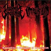 Throne Of Sacrilege / Impurium ‎– Unleashing A Cacophony Of Destruction - CD