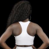 Top Nadador de Compressão Branco - Emana