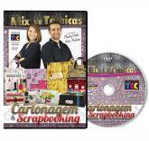 Mix Técncias - Cartonagem & ScrapBook
