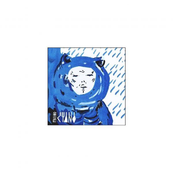 Álbum Fresno - Ciano (CD)