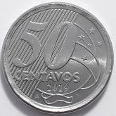 50 Centavos 2019 FC Letra A