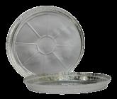 Assadeira Pizza de Alumínio Descartável 1un