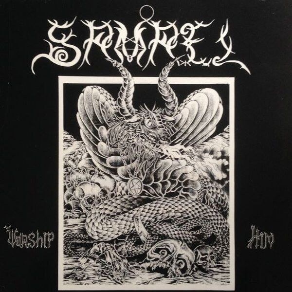 CD Samael – Worship Him (Slipcase)