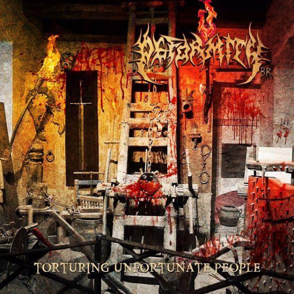 CD Deformity BR - Torturing Unfortunate People