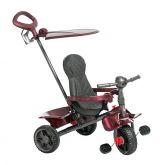 Triciclo Smart Reclinável Vinho Bandeirante 266