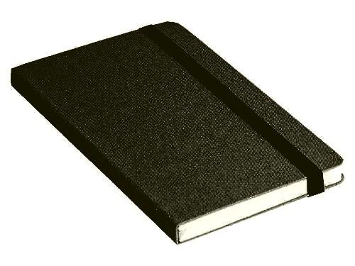 Agenda Dinâmica - Moleskine de Bolso 13cm